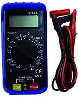 Tibelec 976230 Mini Multimètre digital 5 fonctions