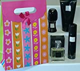 Avon Little Black Dress 30ml EDP 4 Piece Fragrance Gift Set Present Mothers Day Birthday With Luxury Gift Bag