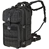Maxpedition Falcon III Backpack (Black) + FREE ResQMe Spring-Fired Window Breaker/Safety Tool
