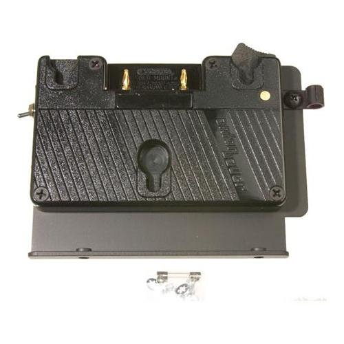 Anton Bauer Gold Mount Battery Plate for the Panasonic, Ampex, Sony and Thomson Video Cameras