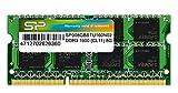 シリコンパワー ノートPC用メモリ 8GB DDR3-1600 PC3-12800 SO-DIMM (無期限保証) SP008GBSTU160N02