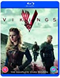 Vikings: Season 3 [Blu-ray + UV Copy]