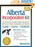 Alberta Incorporation Kit: Guide + Fo...