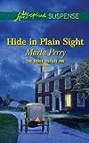Hide in Plain Sight (Love Inspired Suspense)