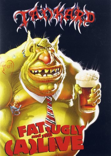 Tankard - Fat, Ugly And Still (A) - Dvd