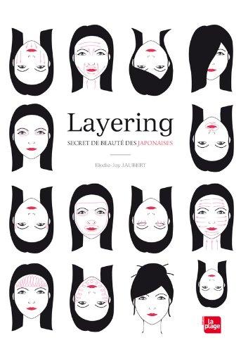 Layering, Gesichtspflege