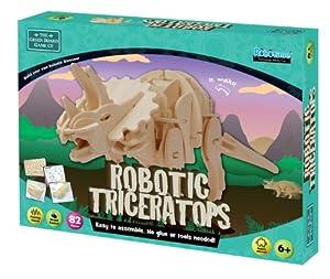 Robotic Triceratops