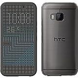 HTC Dot View Ice Premium Case Cover Schutzhülle für HTC