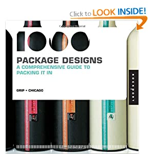 1,000 Package Designs (mini): A Comprehensive Guide to Packing It In (1000 Series) Grip