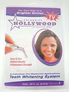 Celebrity Hollywood Whites | On Teeth Whitening