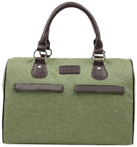 Sachi Speedy Insulated Lunch Tote, Style 21-236, Green - 1