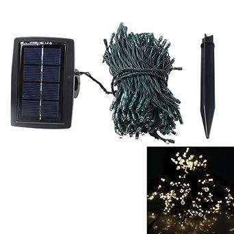 Inno Lighting reg 72ft 22m 200 LED Solar Fairy String
