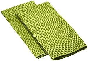 MUkitchen Microfiber Waffle Dishcloth