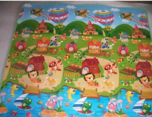 Waterproof Baby Blanket front-803851