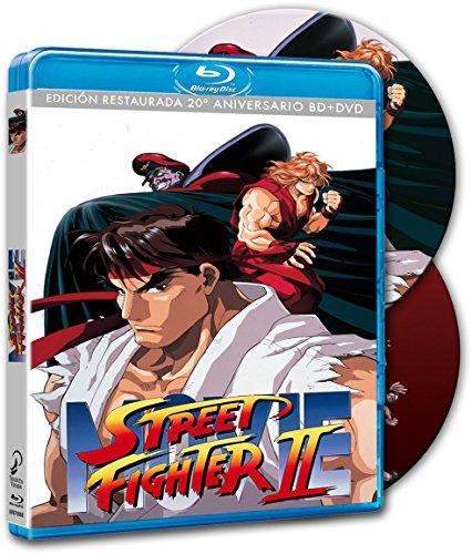 street-fighter-ii-edicion-coleccionistas-blu-ray
