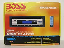 See Boss BV2450 Mobile DVD Player Details