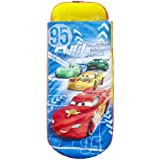 Disney Cars Speed Circuit Junior Ready Bed, Multi-Color