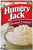 Hungry Jack Potato Hungry Jack Mashed Potatoes, 15.3-Ounce (Pack of 6)
