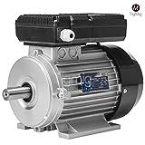MOTORE ELETTRICO MONOFASE 220 V 2800 GIRI/MIN DA 0,5 HP A 3 HP COMPRESSORE (2 HP)
