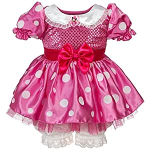 Amazon.com: Disney Store Minnie Mouse Halloween Costume Dress for Baby