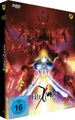 Fate/Zero, Volume 2 (DVD)