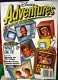 img - for DISNEY ADVENTURES THE MAGAZINE FOR KIDS, OCTOBER 1993 (WHAT'S UP ON TV!, #12) book / textbook / text book