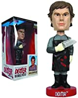 Bif Bang Pow! - Dexter Bobble Head Dark Passenger 18 cm