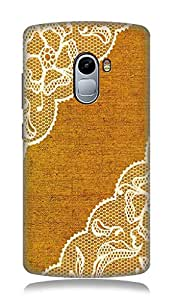 Lenovo Vibe X3 3Dimensional High Quality Designer Back Cover by 7C