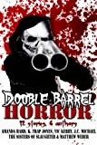 img - for Double Barrel Horror book / textbook / text book