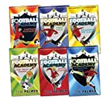 Football Academy Pack, 6 books, RRP £31.94 (Captain Fantastic; Free Kick; Boys United; Reading The Game; Striking Out; The Real Thing). Tom Palmer