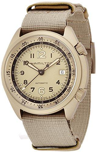 [ハミルトン]HAMILTON 腕時計 Khaki Pilot Pioneer Aluminum(カーキ パイロット パイオニア アルミニウム) H80435895 メンズ 【正規輸入品】