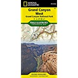 Grand Canyon West [Grand Canyon National Park] (National Geographic Trails Illustrated Map)