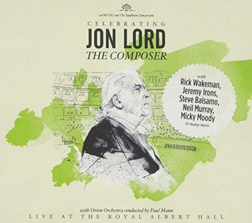 Celebrating Jon Lord: Composer by John, Deep Purple Lord & Friends (2014-10-07)