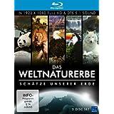 """Das Weltnaturerbe - Sch�tze unserer Erde (5 Disc-Set) [Blu-ray]von """"-"""""""