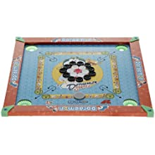 I-Toys Doraemon 2-in-1 Carrom Board with Ludo
