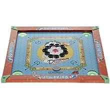I-Toys Doraemon 2-in-1 Carrom Board With Ludo