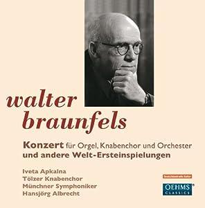 Concerto Pour Orgue, Toccata Adagio Et Fugue, Variations Symphoniques