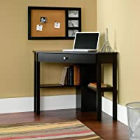 Sauder Beginnings Corner Computer Desk (Cherry)