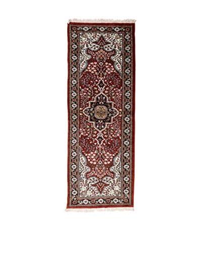 RugSense Teppich Taj-Mahal rot/blau/mehrfarbig 189 x 60 cm