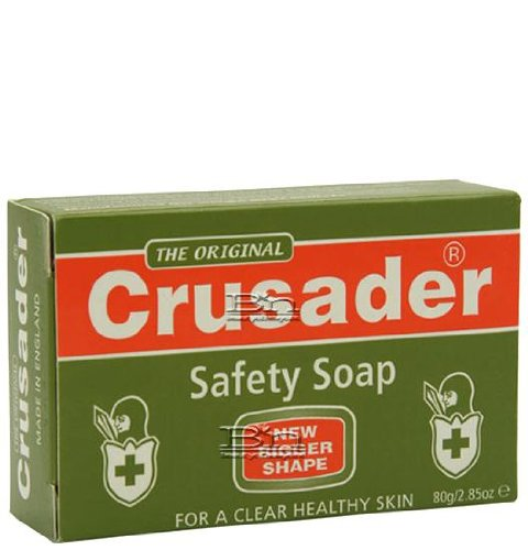 Crusander Mediacted Safety Soap (PACKAGE SEALED!!!!)