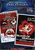 How to Make a Monster/Blood of Dracula (Cult Classics Double Feature)