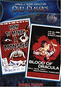 How to Make a Monster / Blood of Dracula [Import]