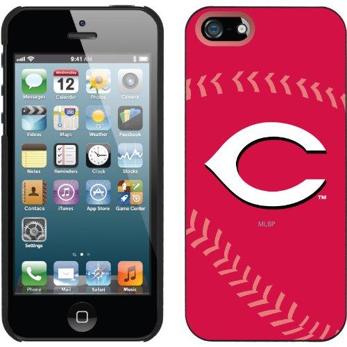 Best Price MLB Cincinnati Reds iPhone 5 Snap-On Case