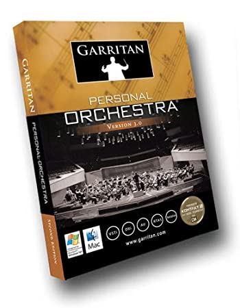 Garritan Personal Orchestra ( 3rd Edition ) - Windows / Mac DVD