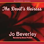 The Devil's Heiress (       UNABRIDGED) by Jo Beverley Narrated by Simon Prebble