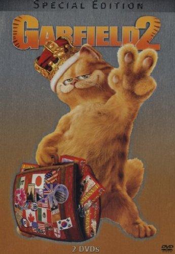 Garfield 2 - Special Edition (2 DVDs im Steelbook)