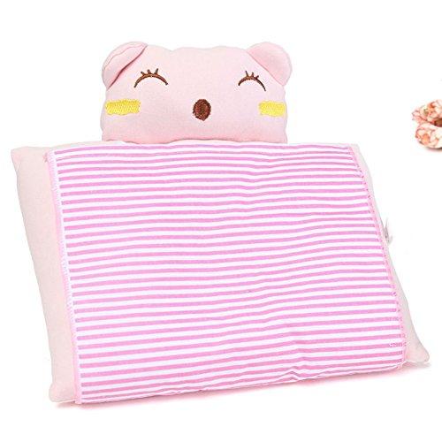 Kungfu Mall Baby Säugling Schlafen Position Schlängeln Waschbar Kissen Neugeborenen Verhindern Flachkopf