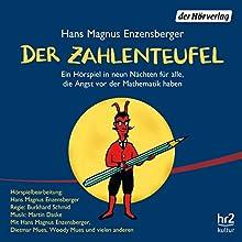 Der Zahlenteufel Hörbuch von Hans Magnus Enzensberger Gesprochen von: Hans Magnus Enzensberger, Karmen Mikovic, Dietmar Mues