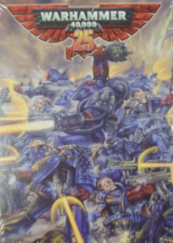 Warhammer 40K 25th Anniversary Space Marine