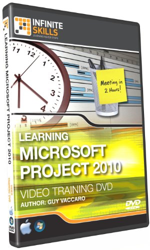 Infinite Skills Microsoft Project 2010 Training (PC/Mac)